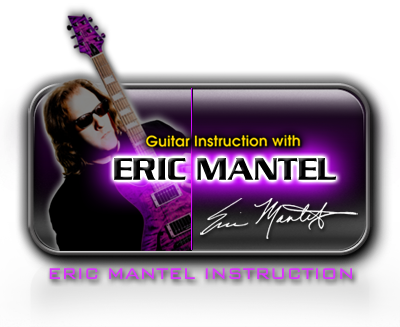 Eric Mantel Instruction