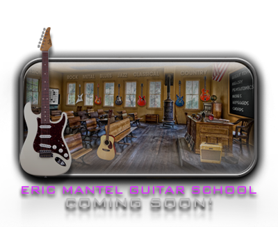 Eric Mantel Guitar School